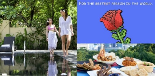 6 Activities to do at Sentosa this Mother's Day to show mum your love