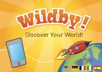 Ask Wildby: A Children's encyclopedia in your smartphone