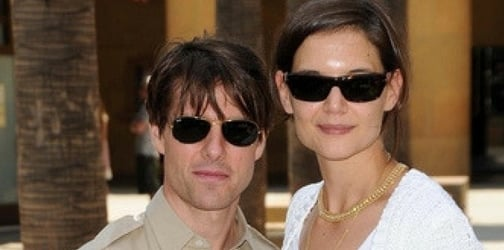 Tom Cruise and Katie Holmes split