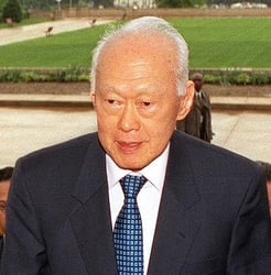 Lee Kuan Yew comments on Singapore's birth rate