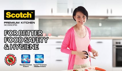 For better food safety and hygiene