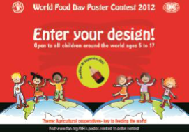 World Food Day poster contest 2012