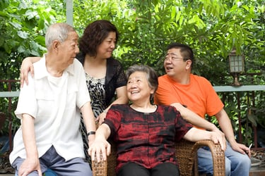Caring for your parents in their golden years