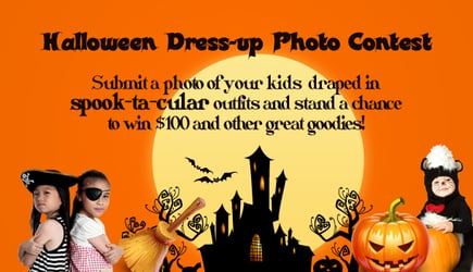 Halloween Photo Contest for Kids