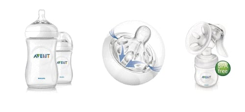 Philips AVENT's first redesign of its bottles in 28 years