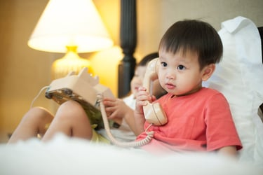 Language development and your baby