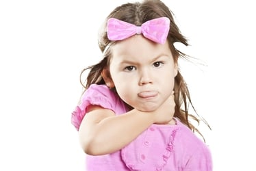 How do I know if I have a defiant toddler?