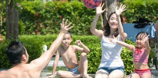 Planning travel insurance for your family