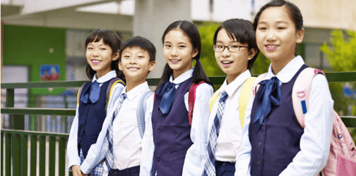Prepare your child to move from primary to secondary school