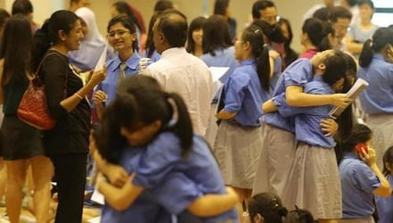 O Level 2014: Update on O level results day