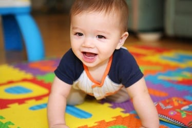 Here's why movement is crucial for your baby's early development