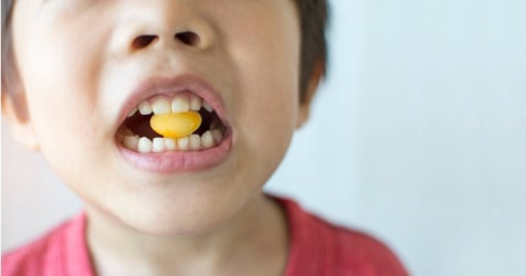 What Causes Teeth Discolouration in Kids?