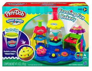 Toy with the newest PLAY-DOH PLUS from Hasbro, Inc!