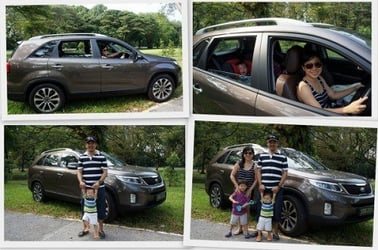 The new 7-seater Kia Sorento: A car that goes beyond my expectations