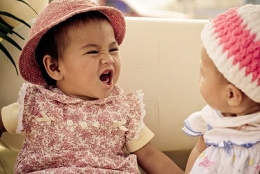 Bilingual babies: Do they understand before speaking