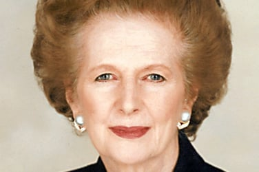 4 Great lessons for mums from the 'Iron Lady'
