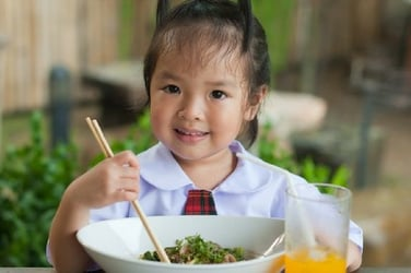Change your kid's picky eating habits