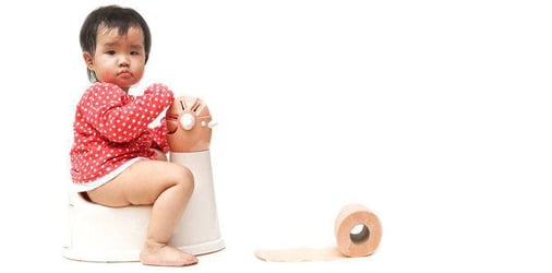 Why is my potty trained kid still having accidents?