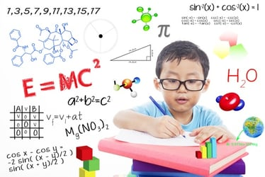 15 easy ways to get kids excited about Math!