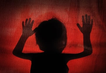 Child abuse hurts. End it now!