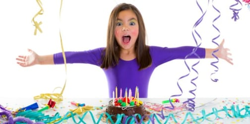 7 great birthday party ideas for girls!