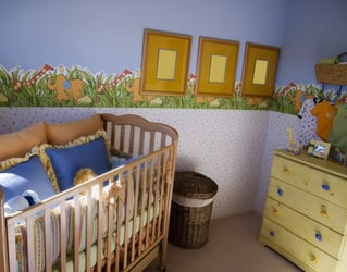 Combo nursery and guest room: Do multifunctional rooms work?