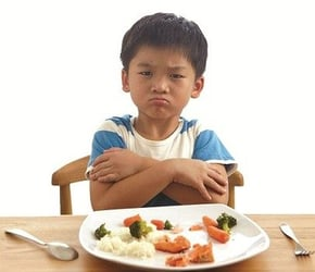 Many Faces of Picky Eaters: The Slow Eater