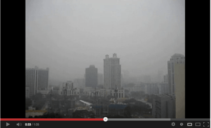 """Haze in Singapore reaches """"unhealthy"""" levels"""