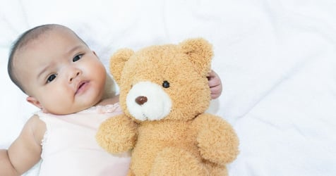 Is It Safe For My Baby To Sleep With A Stuffed Animal?