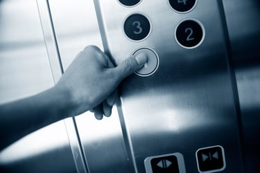 Singapore father saves son from lift doors