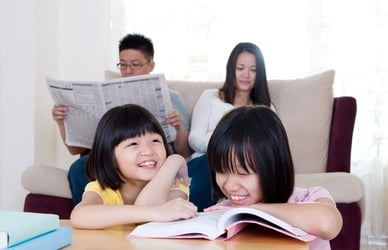 5 steps to achieving reading success!