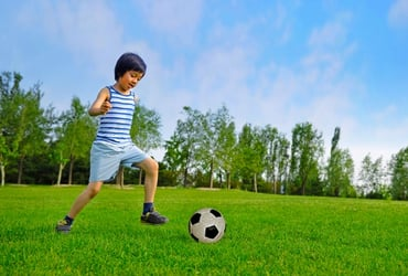 3 ways to get your child into football