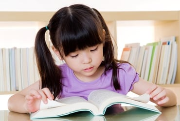 4 simple ways to help your child become a better reader
