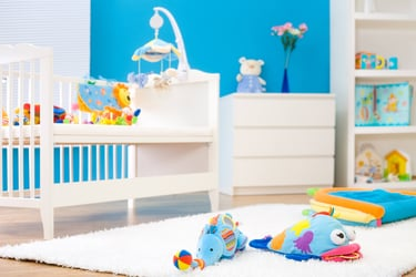 5 budget friendly ideas for a nursery — Welcome your newborn home in style!
