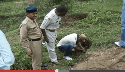 Baby girl buried alive for being a girl!