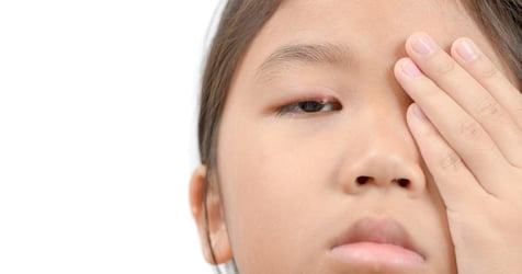 Keep an Eye Out for Eye Infection in Children