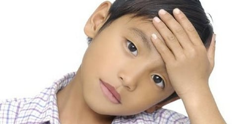 Soothing headache and earache in children
