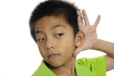 What to do if your child has glue ear