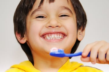 Children's teeth: Keeping them happy and healthy