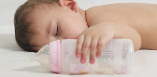 Infant suffocation: Baby dies while drinking milk