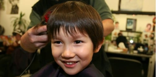 9 Places to Get Haircuts for Kids in Singapore