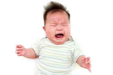 Is this a case of infant abuse or accident?