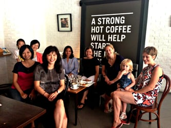 Sibling Rivalry - East Coast Mums Support Group meeting