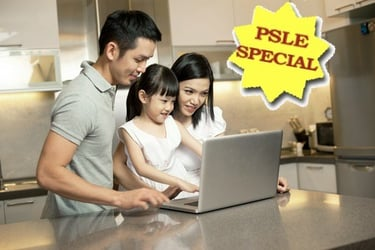 How to motivate children the right way - Gear up for PSLE