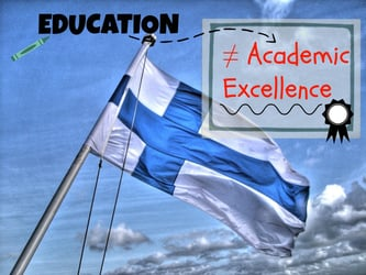 Does the Finnish education system have it right? Part 1