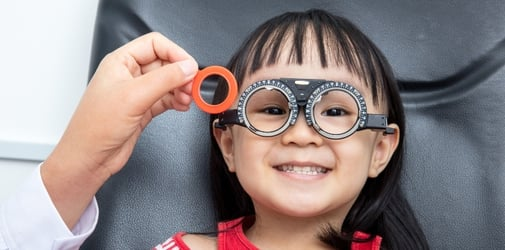 Can My Child's Astigmatism Go Away?