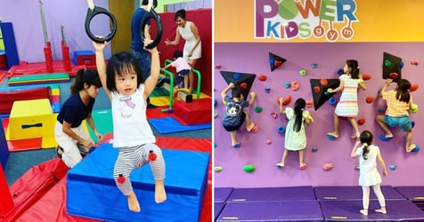 Top 9 Gyms For Kids In Singapore!