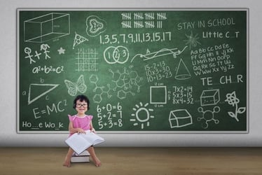 When should your child start right brain training? - Right from the start!