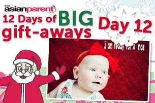 12 Days of Christmas BIG 'Gift-aways': Day 12 Win a BambooShoots Photo package worth $1,775!