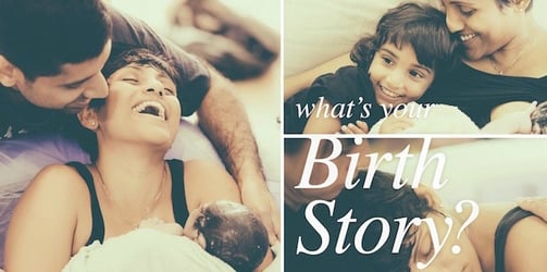What's your (birth) story?